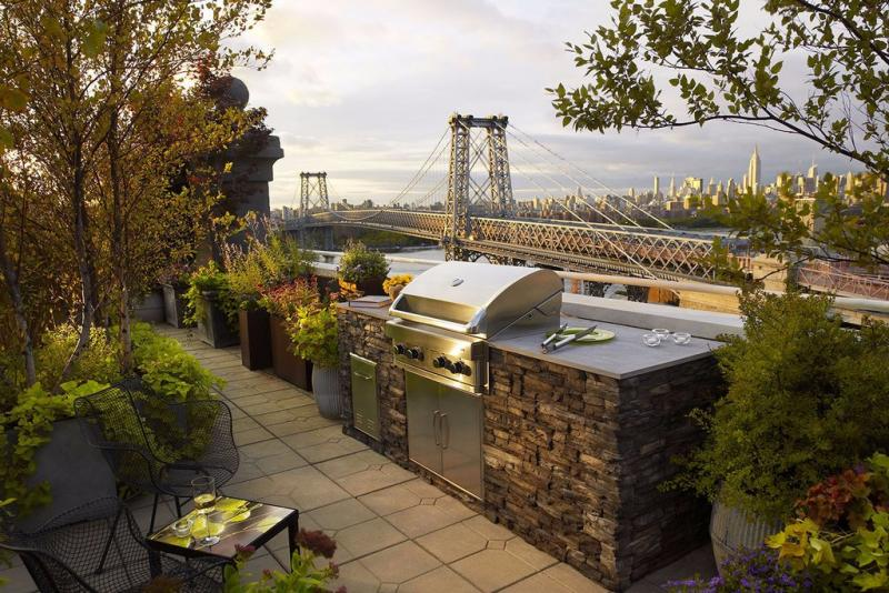 Metropolitan Signature Kitchen - Eldorado Stone
