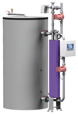 High Capacity Water Heater