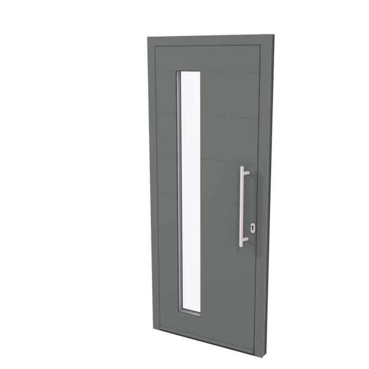 MasterLine 8 | Flush and Rebate doors