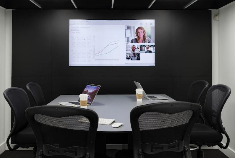 Multi-Media Wall Display & Design