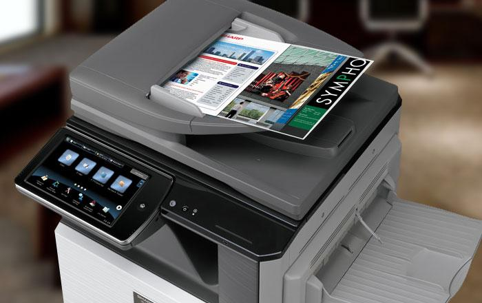 Copier and Printer Solutions