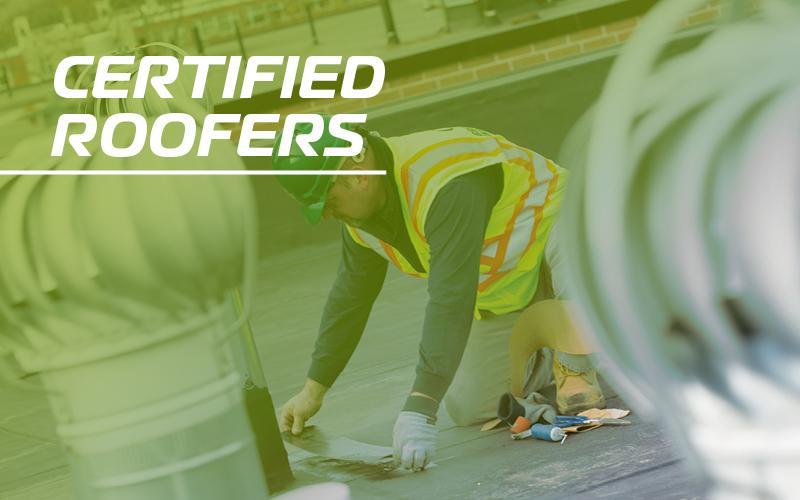 Certified Roofers