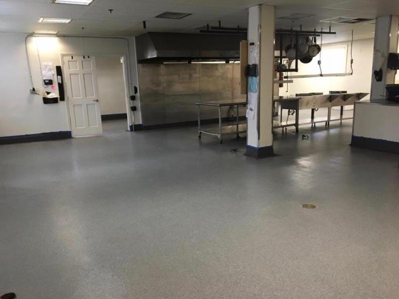 HERMETIC™ Quartz Flooring System