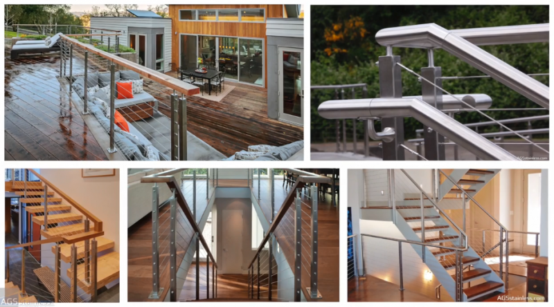 AGS Stainless Railing Systems