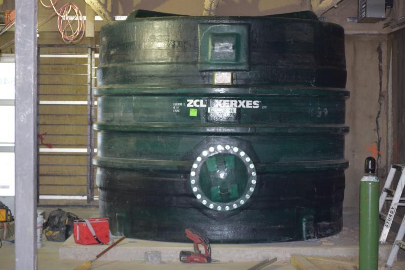 Potable Water Storage Tanks | ZCL Composites