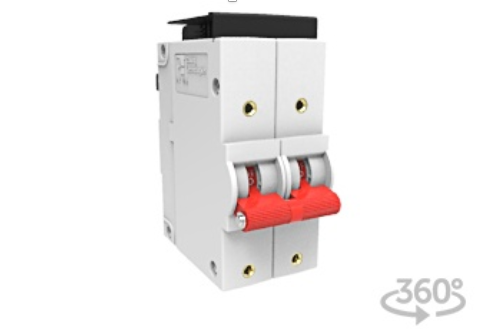 CX-Series High Amperage and High DC Voltage Circuit Breaker