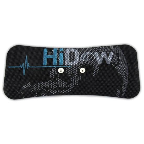 Lower Back Electrode Gel Pads - EMS & TENS Technology by HiDow