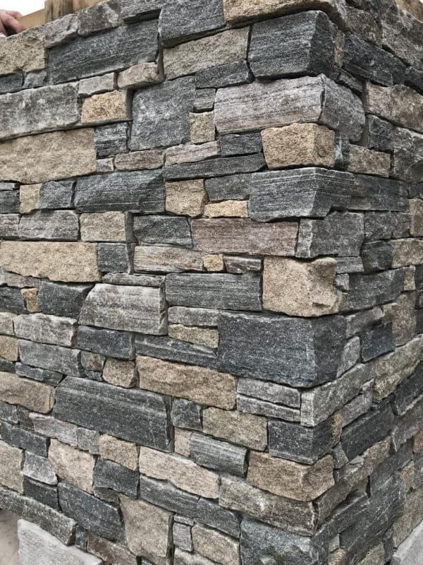 Cambridge Blend Ledgestone Stone Panels
