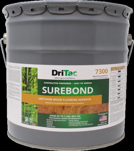 "DriTac 7300 ""SureBond"" Urethane Wood Flooring Adhesive"