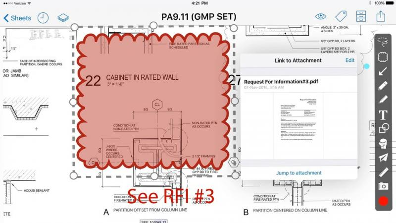 Construction Markups and Measurements