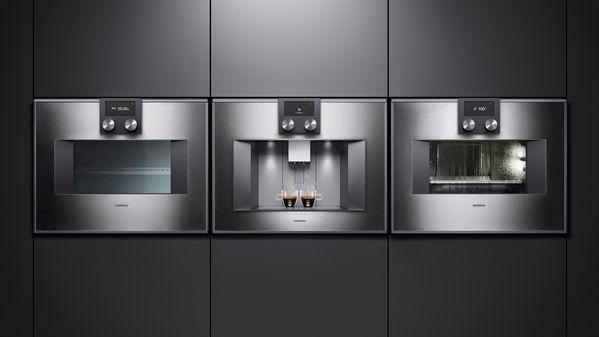 The fully automatic 400 series coffee machine