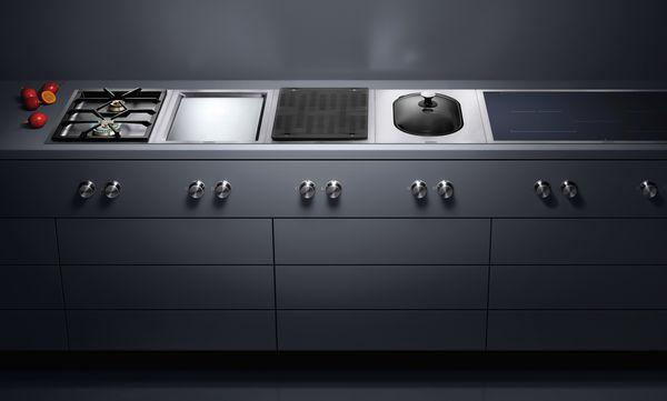 400 cooktops series