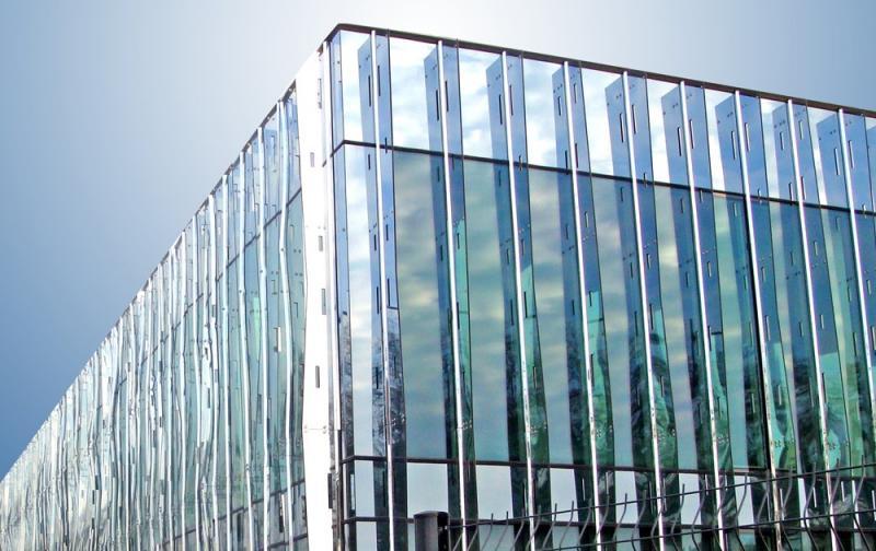 Aluminum composite panel larson