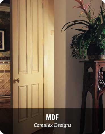 Interior Doors - MDF