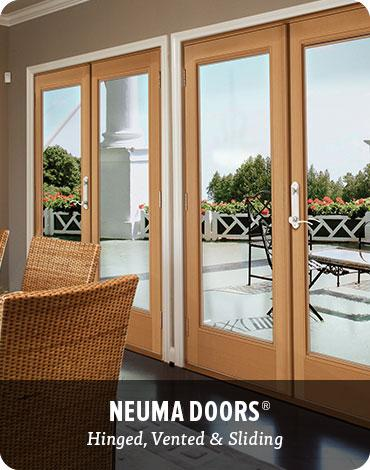 Patio Doors - Neuma Doors