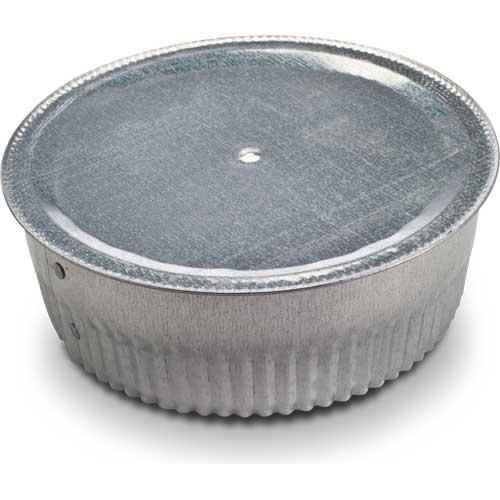 Heating & Cooling Products | Tee cap with Crimp