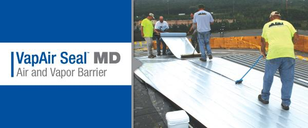 Air & Vapor Barriers Product Page > Carlisle SynTec