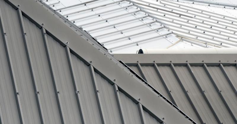 Construction: Sustainable Steel Roofing | SRI - Steel Recycling Institute