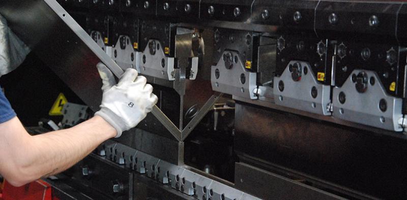 Precision Sheet Metal Fabricating | Accurate Perforating