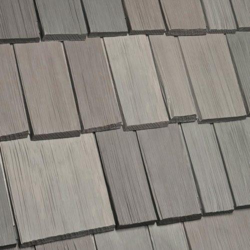 Bellaforte Shake Roof - Weathered Gray