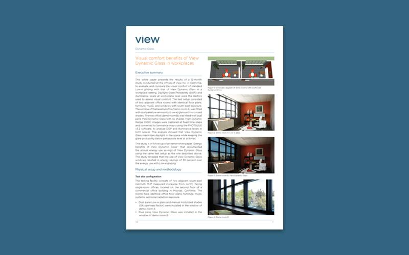 Smart Glass for Educational Facilities | Solutions - View Inc.