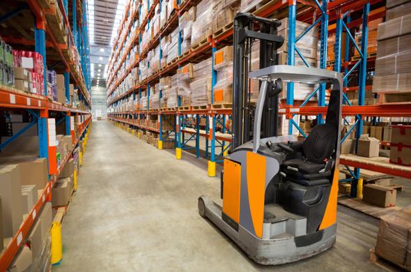 Warehouse Energy Efficiency