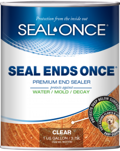 Eco-Friendly Sealers & Finishes for Wood Exteriors | Seal-Once