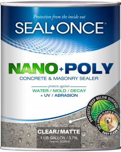 Eco-Friendly Concrete Sealers & Masonry Coatings | Seal-Once