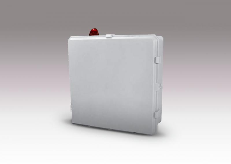 E/One Quad T260 Alarm Panel for E/One Grinder Pump Stations - Environment One
