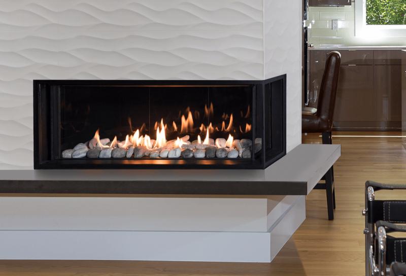 LX2 Multi-Sided Fireplace