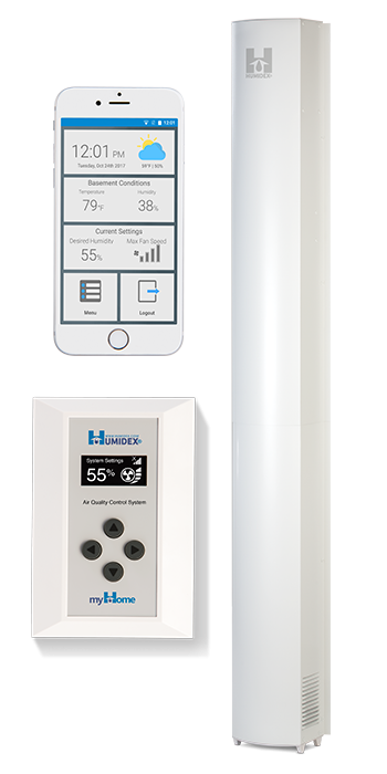 HCS-BS myHome - Wireless and Mobile App