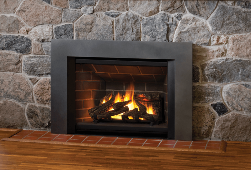 Legend G4 Insert Fireplace