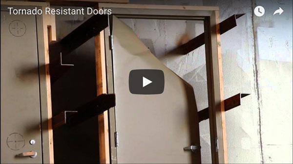 Tornado Doors & Frames | Specialty Products | Steel Door Institute