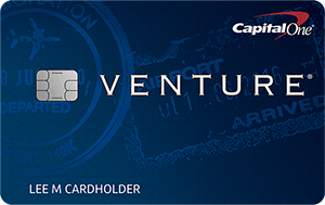 Venture Miles Rewards Credit Card