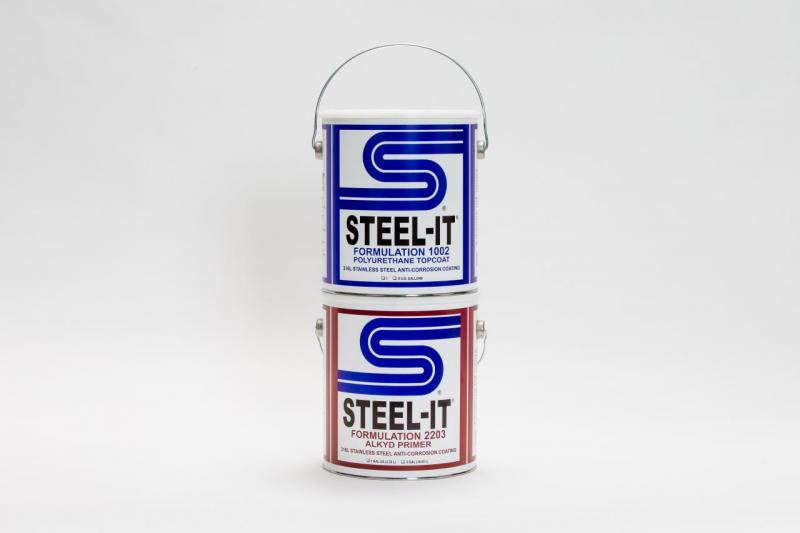 STEEL-IT Polyurethane System for Architecture