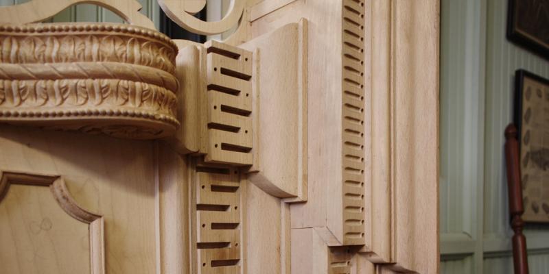 Brent Hull, designer of Classical American Moldings   WindsorONE