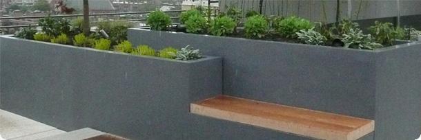 Greentop - Terrafirm Planters