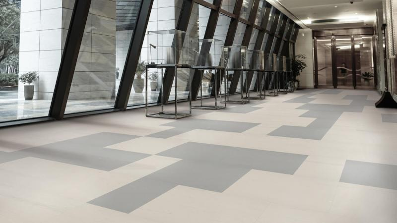 Organics Rubber Tile