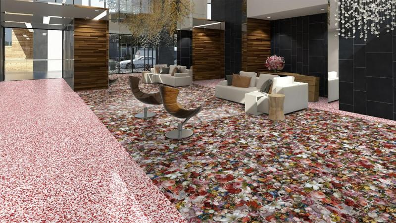 Riot Flora - A Collection Infinies LVT