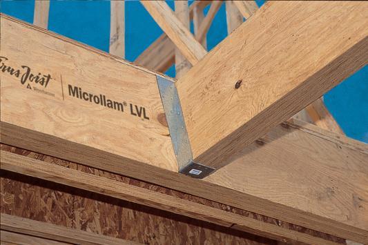Microllam® LVL Beams :: Weyerhaeuser