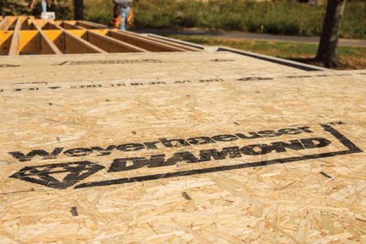 Diamond™ Premium Floor Panels :: Weyerhaeuser