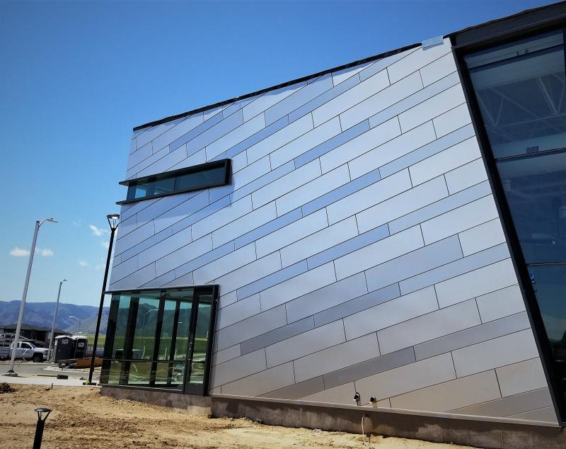 Custom Stainless Steel Panels - Interpretive Panels | Millennium Forms