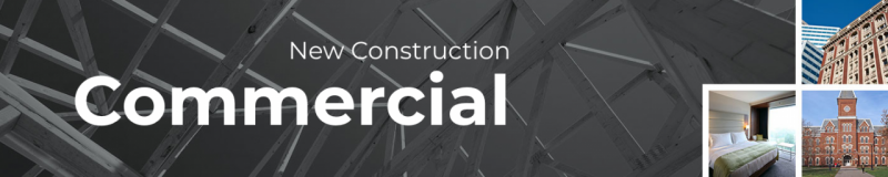 New Construction Commercial