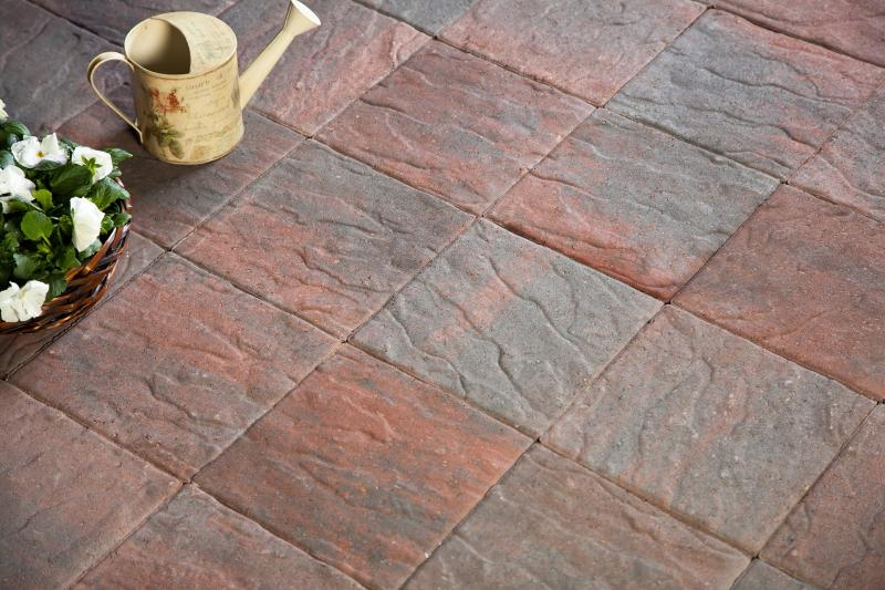 Patio Stones   Value Stone Patio Slabs   Concrete   Shaw Brick