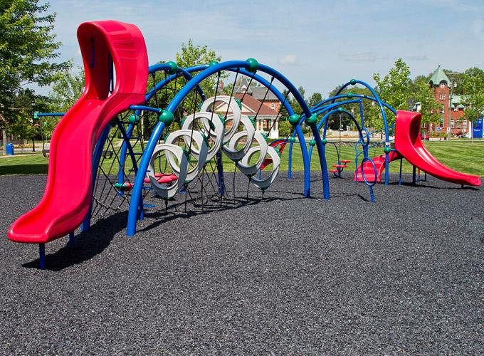 Welcome to TRACC - Safe Play Playground Surfaces Page