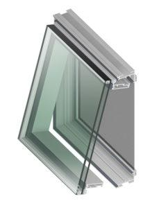 Phantom 5000 Zero Sight Line Windows | Tubelite Inc.