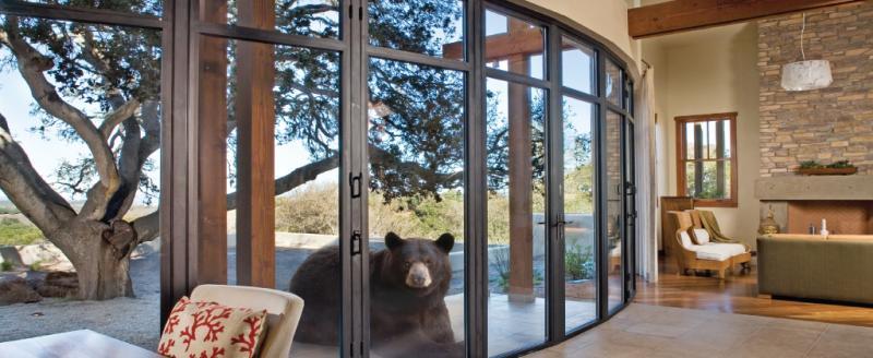 Bear Resistant Folding Doors | NanaWall