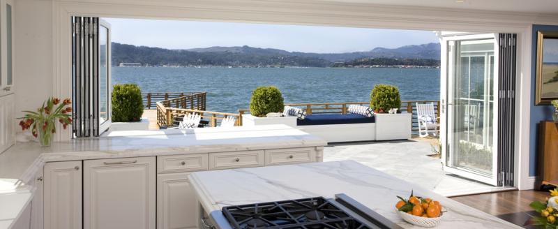 Belvedere Kitchen | NanaWall