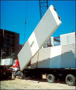 Double Wythe Insulated Panels