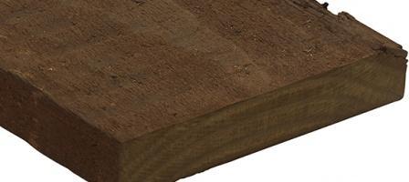Kebony Clear RAP 25x148+ mm rough sawn